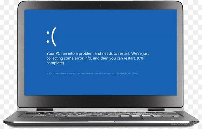 """Операционную систему Windows 10 """"убивает"""" очередное обновление"""