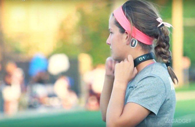 Американские футболистки отныне станут носить ошейники (4 фото + видео)