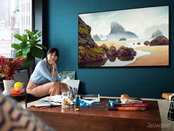 85-дюймовый 8K-телевизор Samsung оценили в $15 000 (4 фото + видео)