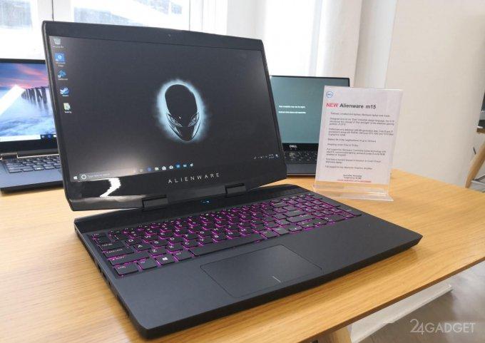 Alienware бьет собственные рекорды с выпуском игрового ноутбука (7 фото + видео)