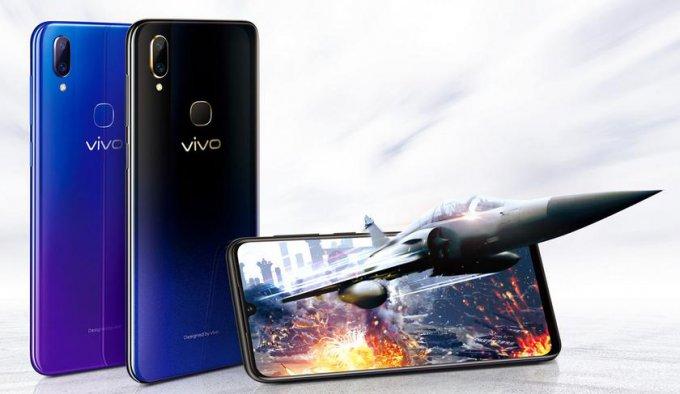 Vivo Z3 — первый игровой смартфон за доступную цену (8 фото)