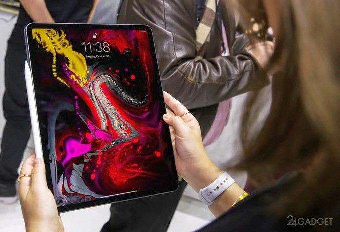 Планшет iPad Pro установил рекорд производительности в AnTuTu (5 фото)