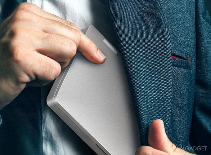 One Netbook One Mix 2 — нетбук-трансформер с сенсорным экраном (6 фото)