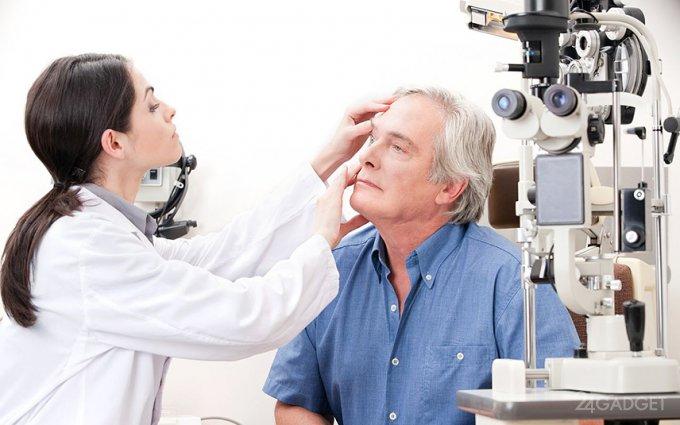 Глазной имплантат предотвратит старческую слепоту (3 фото)