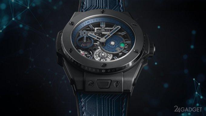 Швейцарские часы начали продавать за биткоины (2 фото + видео)