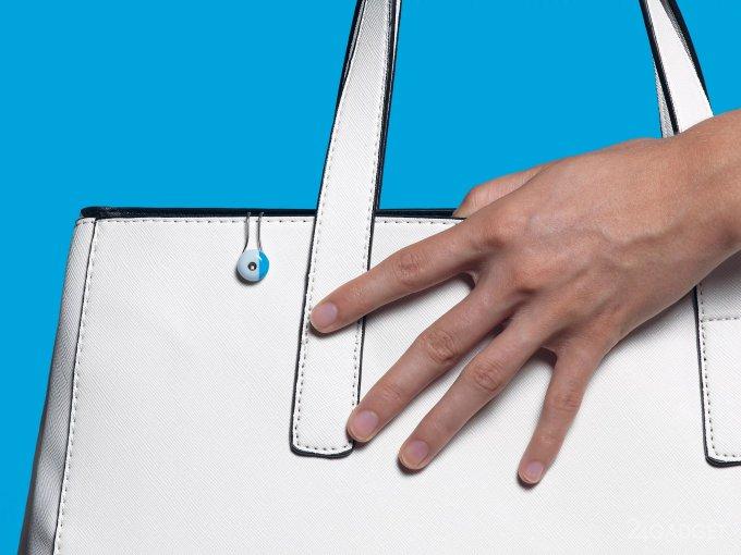 Мини-гаджет от L'Oreal отследит уровень ультрафиолетового излучения (6 фото)