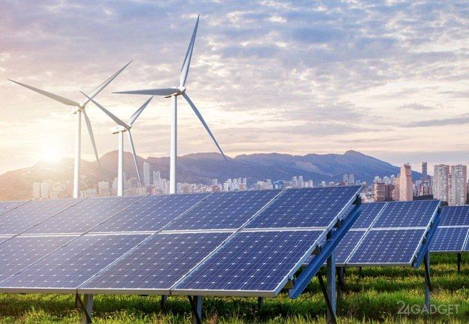 Учёные изобрели новый вариант хранения энергии солнца и ветра (3 фото)