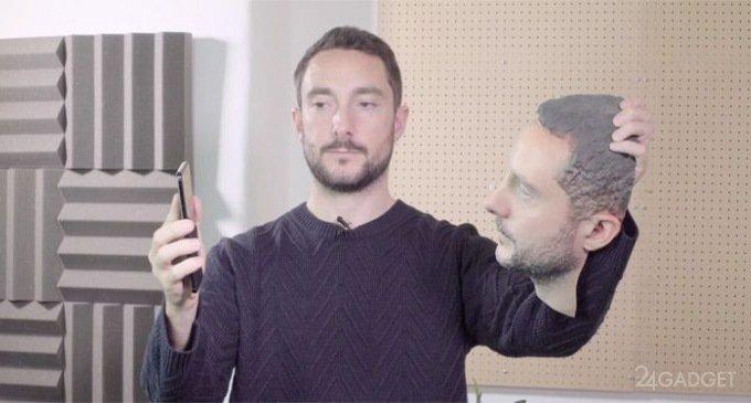 Системы распознавания лиц в смартфонах поддаются обману (видео)