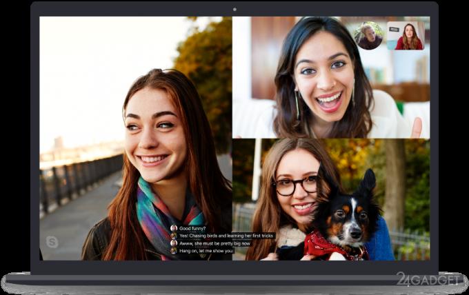 'Skype