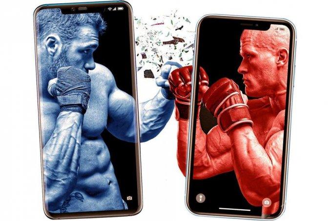 AnTuTu представил самые мощные Android-смартфоны за ноябрь (3 фото)