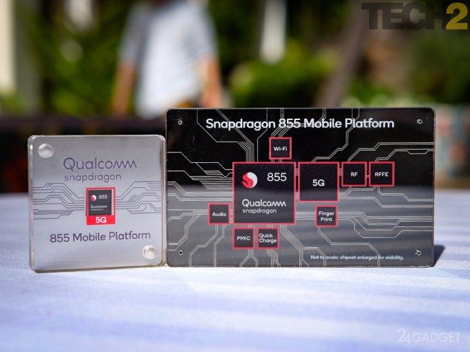 Раскрыты все подробности топового процессора Snapdragon 855 (8 фото)
