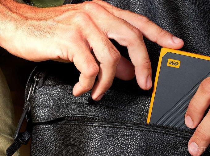 Western Digital показала новые вместительные флеш-накопители (6 фото)