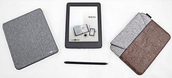 MobiScribe – читалка с функционалом заметок и рисования (8 фото + видео)