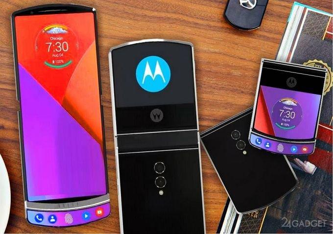 Motorola RAZR 2019 — возрождение старого знакомого (3 фото)