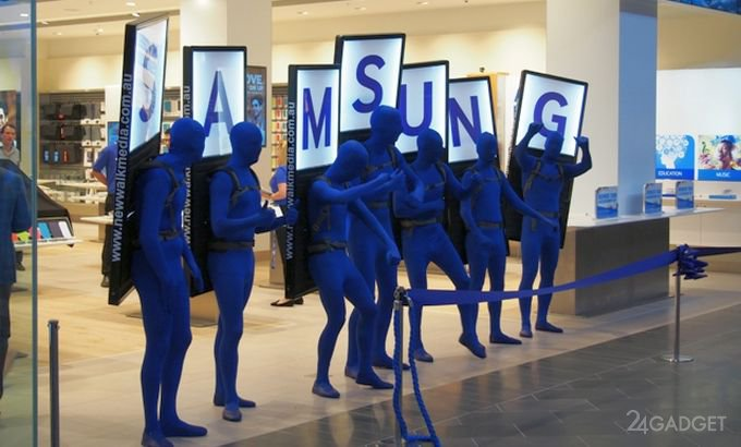 Продукция от Samsung станет экологичнее (4 фото)
