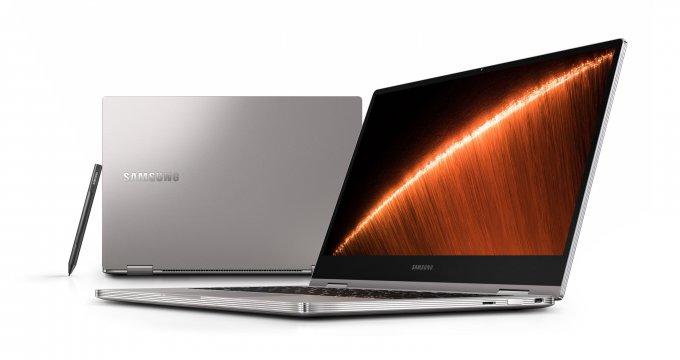 Компания Samsung похвасталась своими ноутбуками (10 фото)