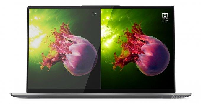 CES 2019: классический ноутбук, перевёртыш и моноблок серии Lenovo Yoga