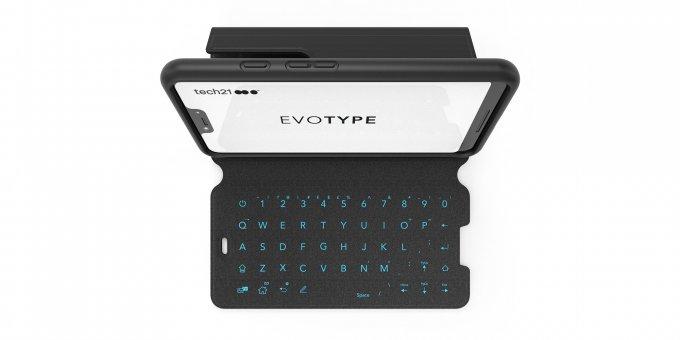 У Google Pixel 3 XL появился чехол с клавиатурой Tech21 Evo Type