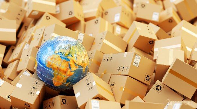 Почта России начинает взимать пошлину с онлайн-покупок (3 фото)