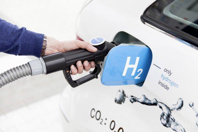 Американские учёные получили водородное топливо из воды (3 фото)