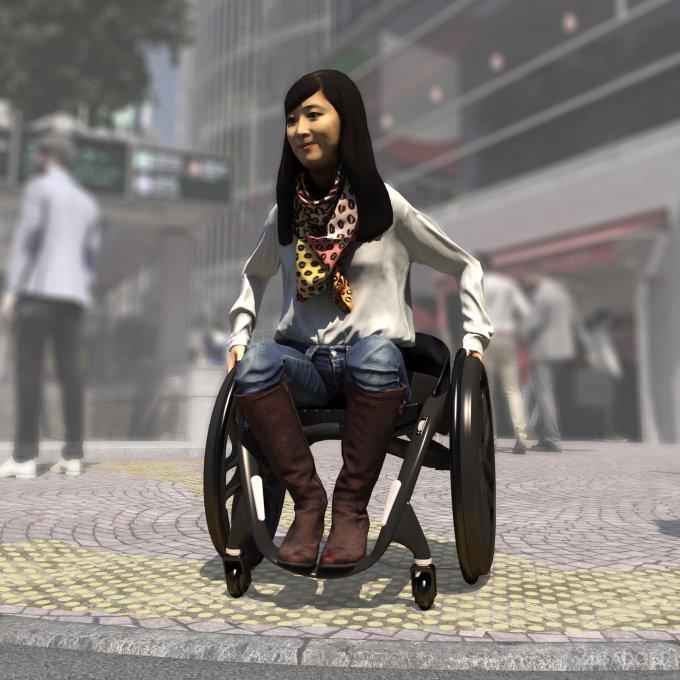 Toyota занялась переосмыслением инвалидных кресел и экзоскелетов (5 фото)