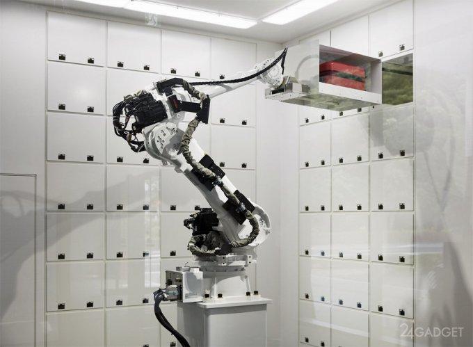Робоотель уволил больше половины роботов-работников (8 фото + видео)