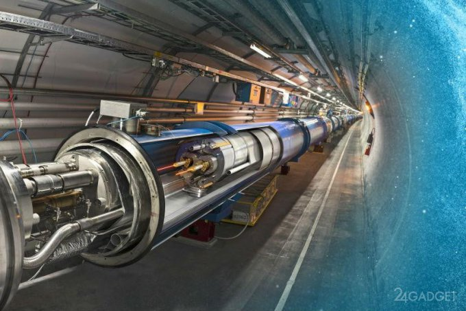 Илон Маск мечтает прорыть тоннель для нового ускорителя частиц (5 фото)