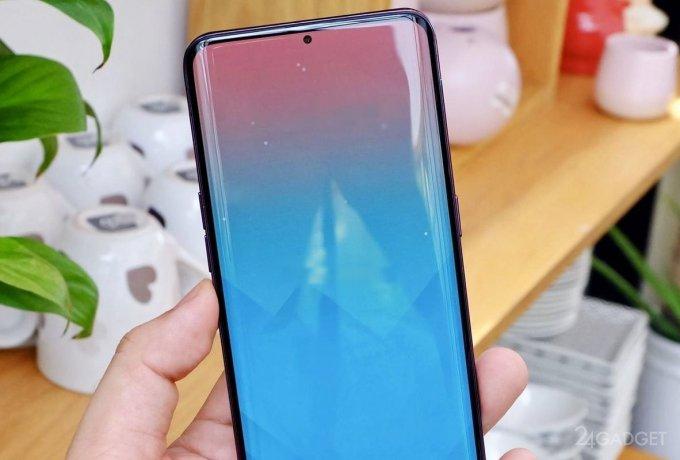 Samsung анонсировала самый миниатюрный 20-Мп сенсор для смартфонов (2 фото)