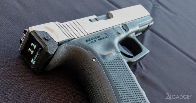 """Glock 17 — """"умный"""" пистолет с дисплеем и счётчиком патронов (5 фото)"""