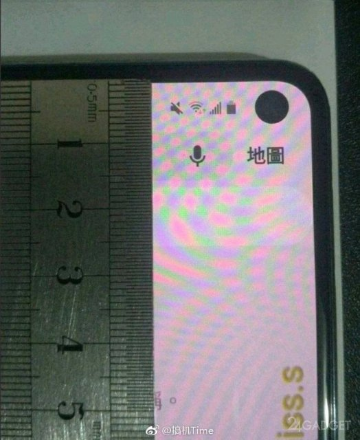 Инсайдер раскрыл новые уникальные черты Samsung Galaxy S10 (9 фото)