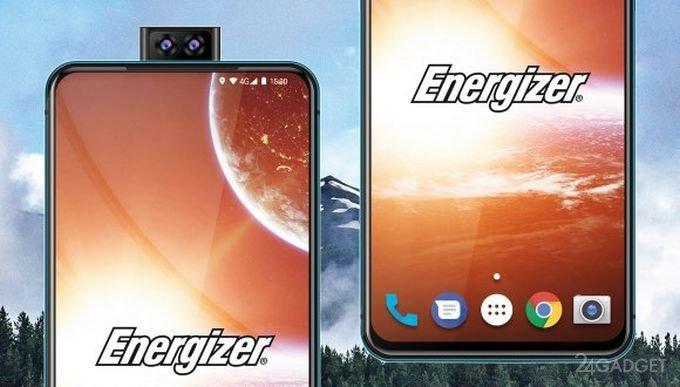 Energizer P18K Pop — смартфон с батареей на 18 000 мАч (4 фото)