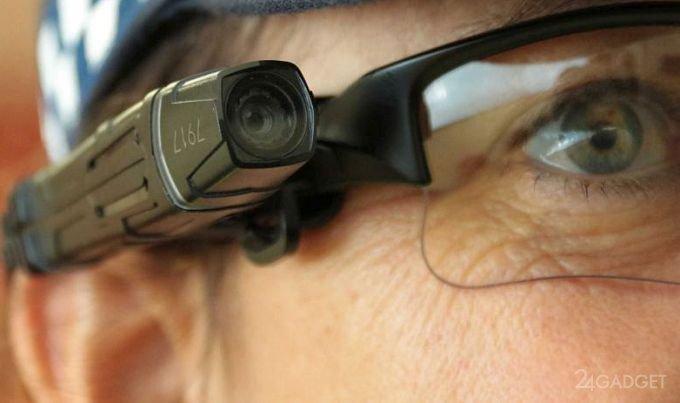 Московской полиции выдадут смарт-очки с распознаванием лиц (2 фото)