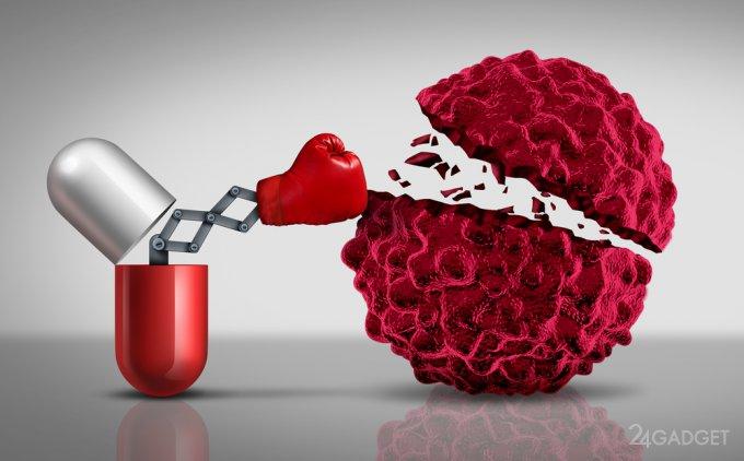 Ученые объявили о создании лекарства, полностью избавляющего от рака