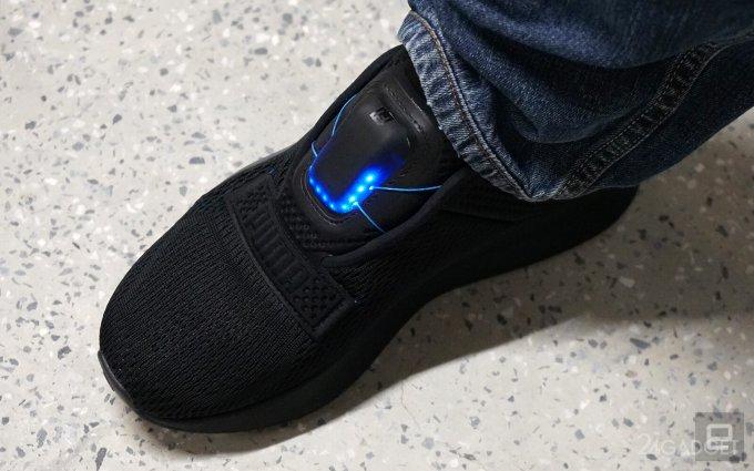 Puma выпустила свою версию самозашнуровывающихся кроссовок (9 фото + видео)