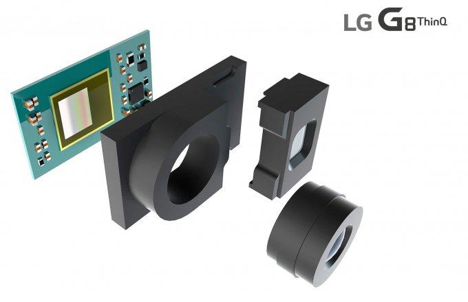 LG G8 ThinQ удивит невероятными возможностями селфи-камеры
