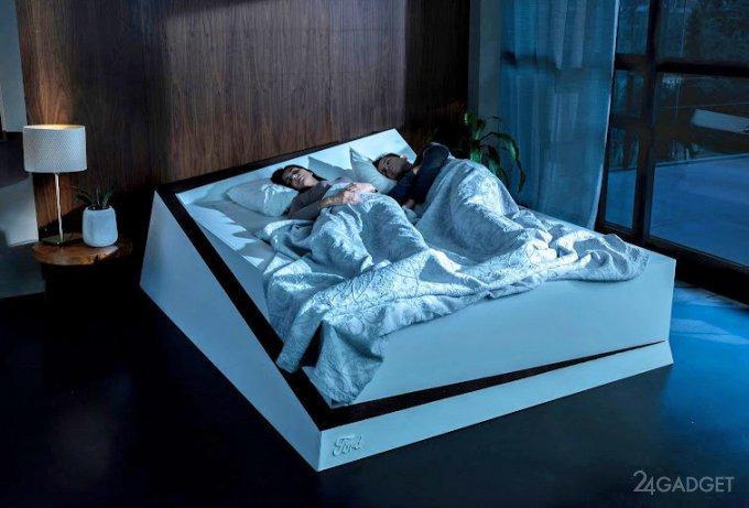 Ford решит «постельные» проблемы семейных пар (2 фото + видео)