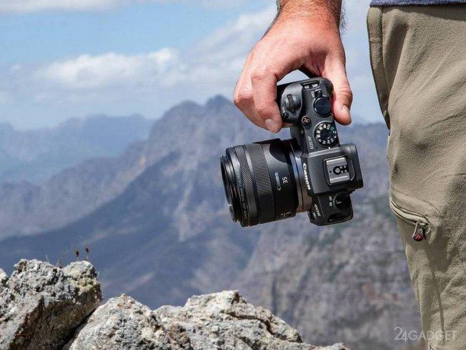 Canon EOS RP — доступная полнокадровая беззеркалка (5 фото)