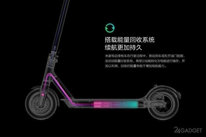 Xiaomi выпустила новый электросамокат с дисплеем за $413 (7 фото)