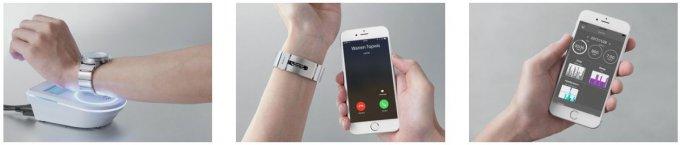 Смарт-ремешки от Sony любые наручные часы сделают умными (9 фото + видео)