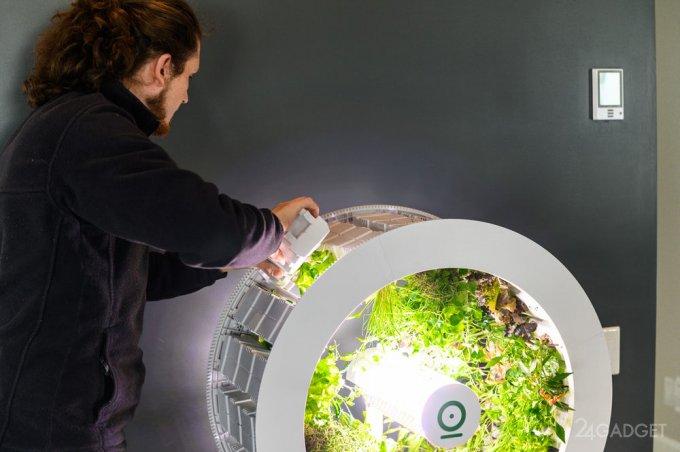 OGarden — фантастический круговой сад для любого дома (9 фото + видео)
