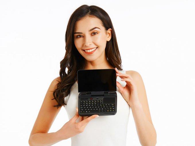 GPD представила карманный компьютер за $299 (8 фото + видео)