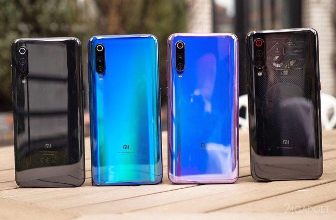 Xiaomi Mi 9: флагман cо Snapdragon 855 и подэкранным сканером за $446 (23 фото)
