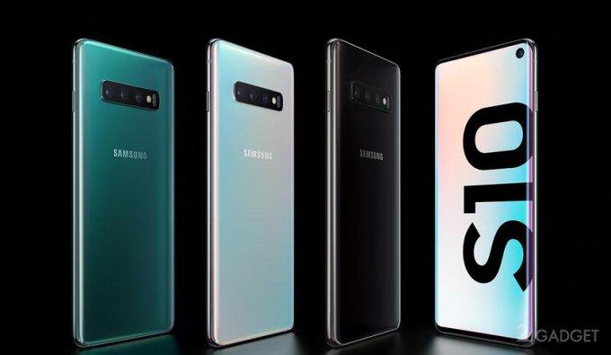 Samsung анонсировала юбилейные флагманы линейки Galaxy S10