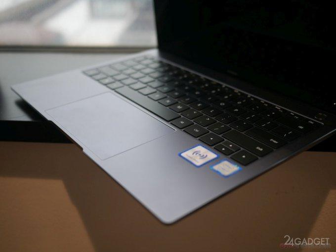 Huawei презентовал ультрабуки, не уступающие MacBook (10 фото)