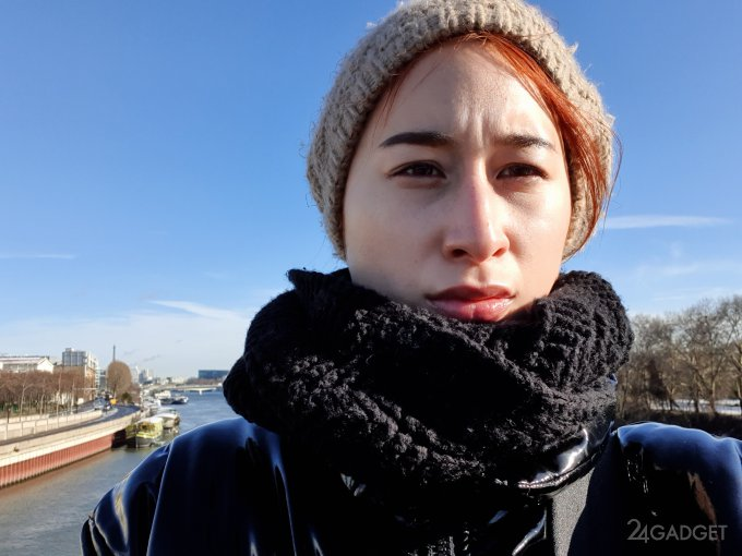 Samsung Galaxy S10+ имеет лучшую селфи камеру (6 фото + видео)