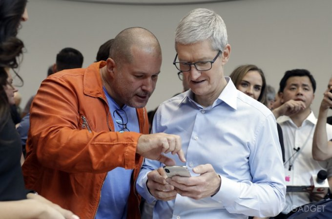 В Apple хотят подогревать дисплеи гибких iPhone