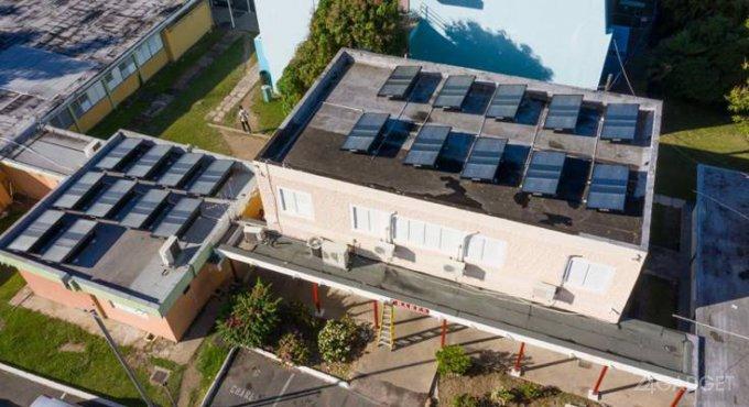 Установки Zero Mass Water добывают воду из воздуха (6 фото)
