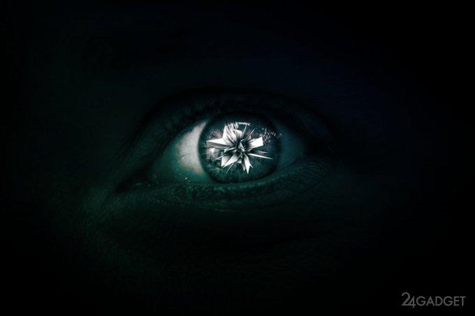 Новые глазные капли подарят на время ночное видение