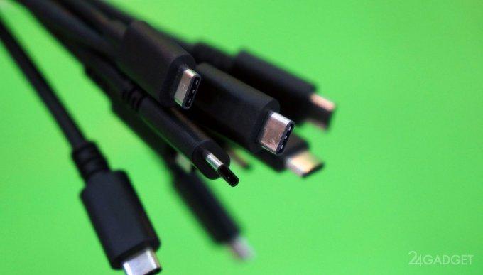 USB4 – новейший стандарт, работающий вдвое быстрее прежних