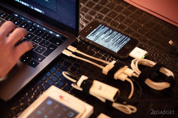 Прототипы iPhone помогают хакерам взламывать смартфоны от Apple (6 фото)